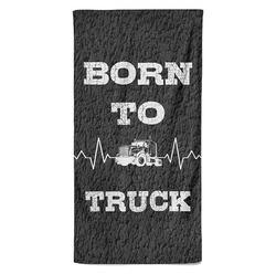 Osuška Born to truck
