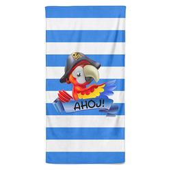 Osuška Ahoj – papoušek