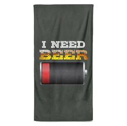 Osuška I need beer