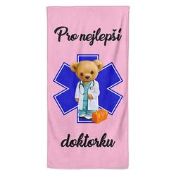 Osuška Pro nejlepší doktorku