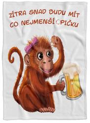 Deka Co nejmenší opičku