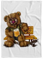 Deka Medvěd alkoholik