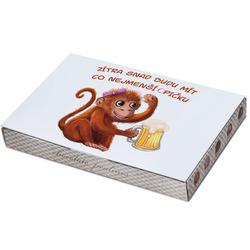 Bonboniéra Co nejmenší opičku