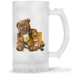 Korbel Medvěd alkoholik