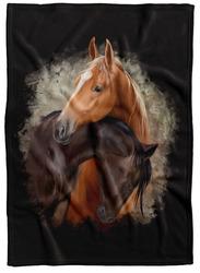 Deka Dva koně