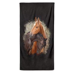 Osuška Dva koně