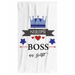 Osuška Nejlepší boss na světě