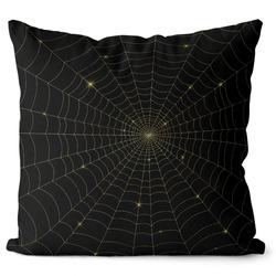Polštářek Spiderweb gold