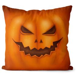 Polštářek Pumpkin face