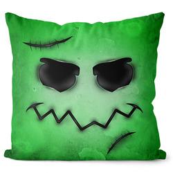 Polštářek Zombie face