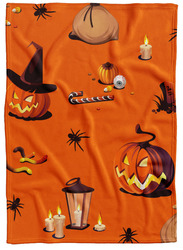 Deka Halloweenský vzor 1