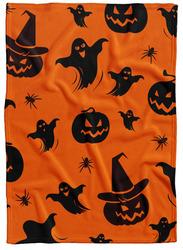 Deka Halloweenský vzor 2