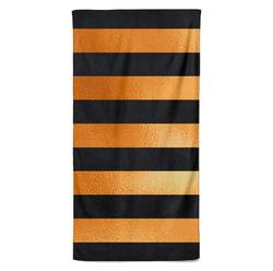Osuška Halloween stripes