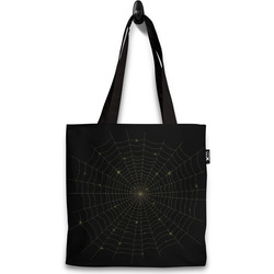 Taška Spiderweb Gold