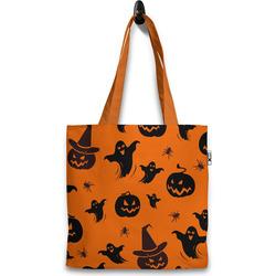 Taška Halloweenský vzor 2