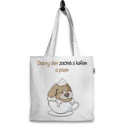 Taška Dobrý den začíná se psem
