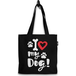 Taška I love my dog