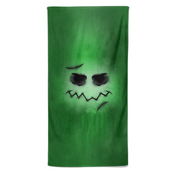 Osuška Zombie face