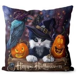 Polštářek Happy Halloween