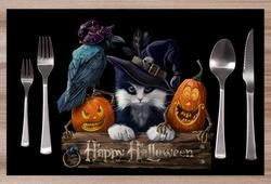 Prostírání Happy Halloween