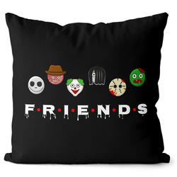 Polštářek Friends horror edition