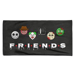 Osuška Friends horror edition