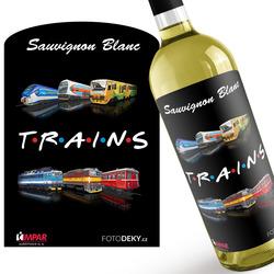 Víno Trains