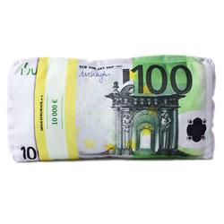 3D polštář Bankovky 100€