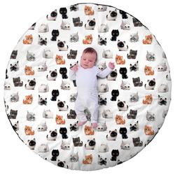 Hrací kobereček Koťátka