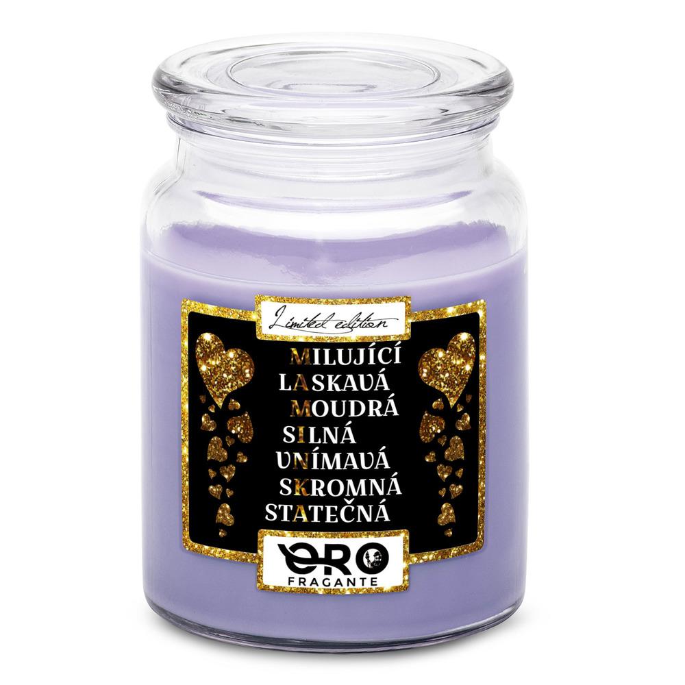 Svíčky pro maminku