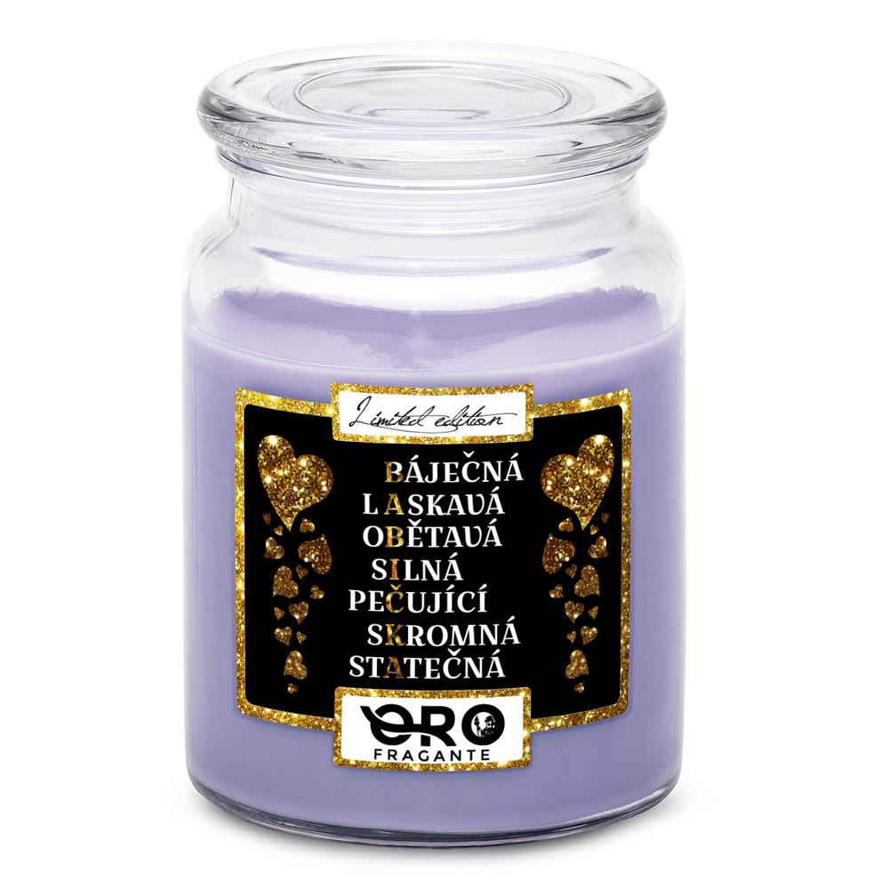 Svíčky pro babičku