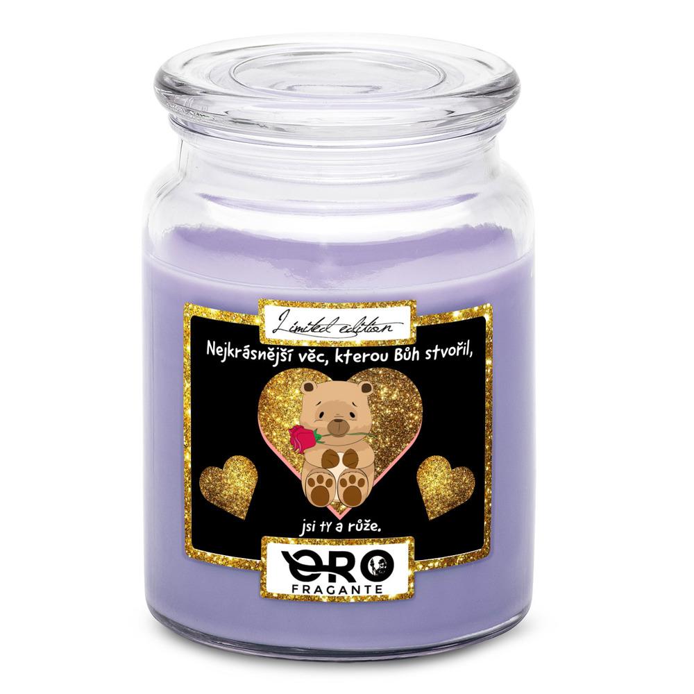 Svíčky pro manželku