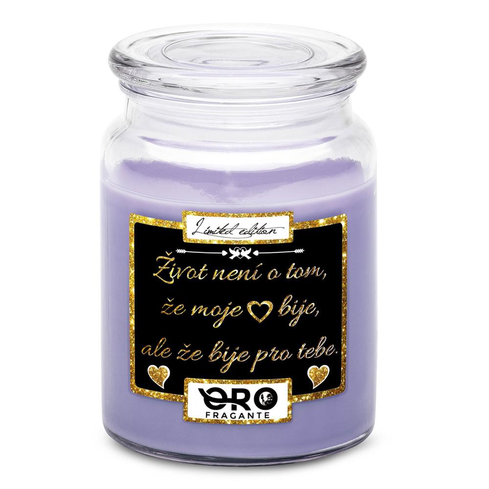 Svíčky pro přítelkyni