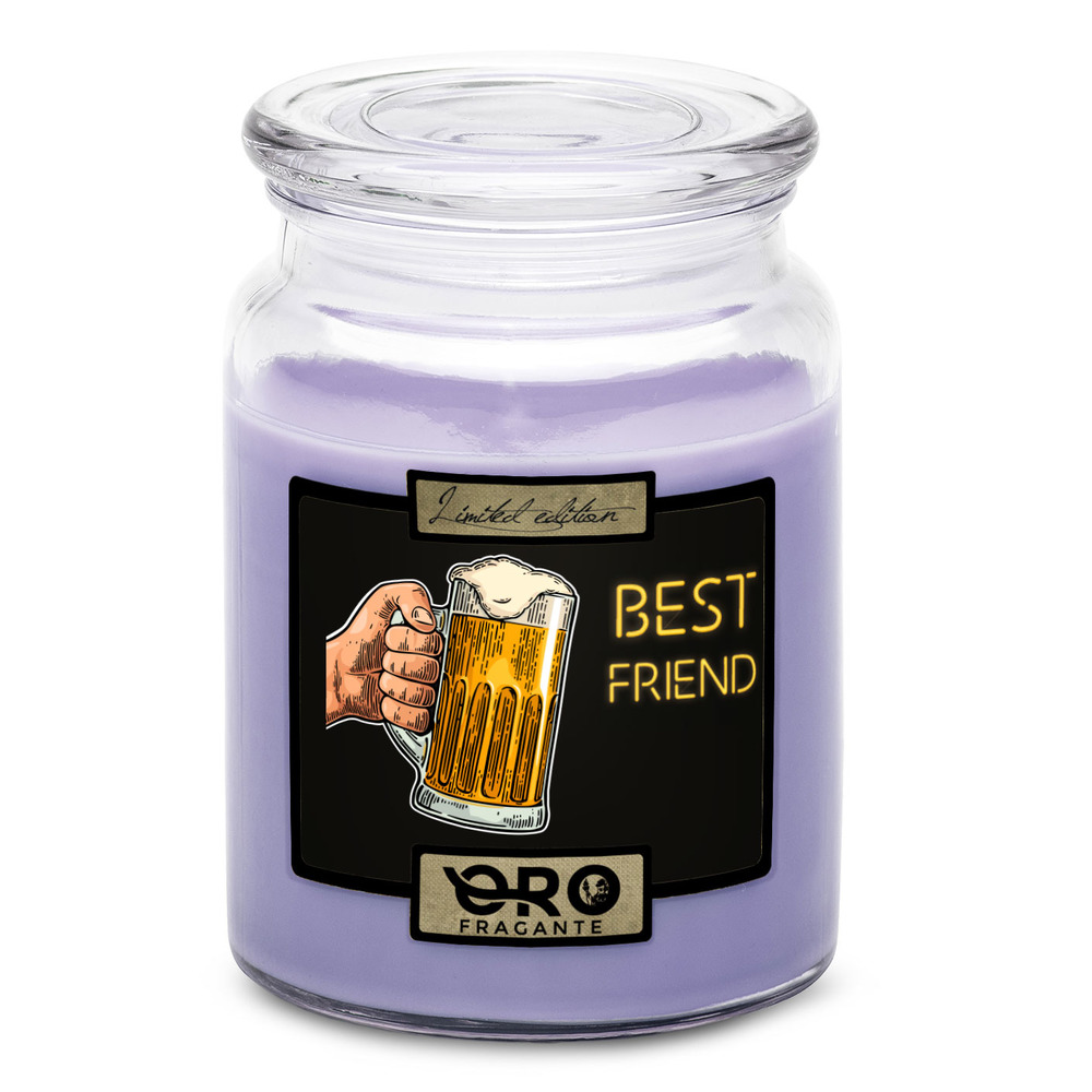 Svíčky pro kamarádku