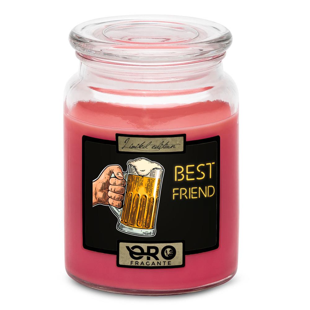 Svíčky pro kamaráda