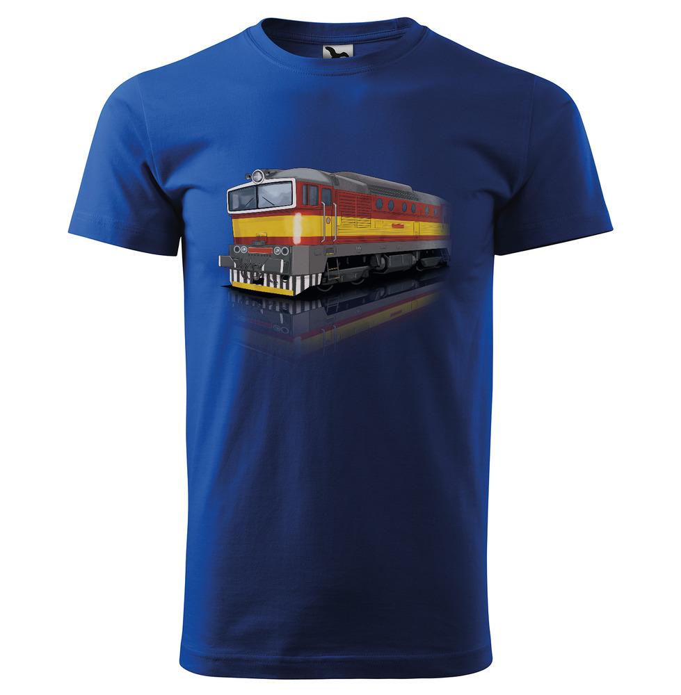 Trička pro milovníky vlaků