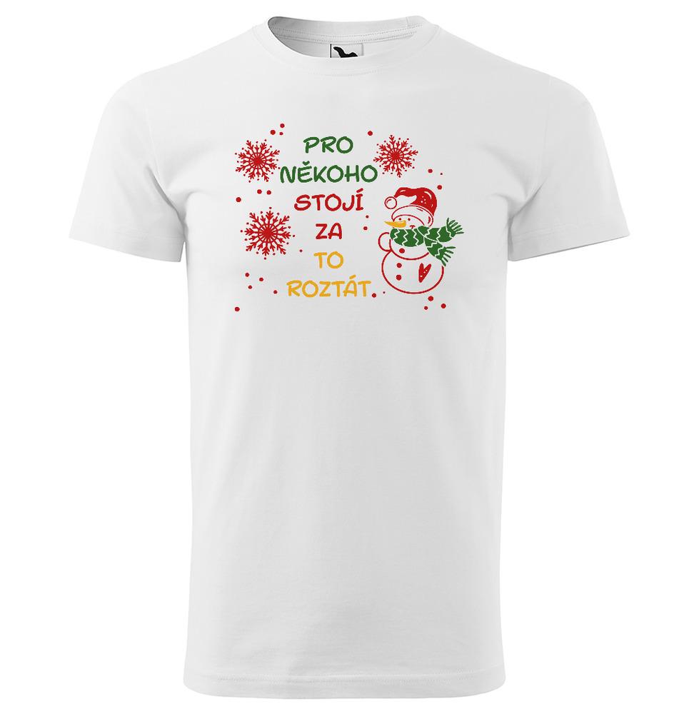 Vánoční trička
