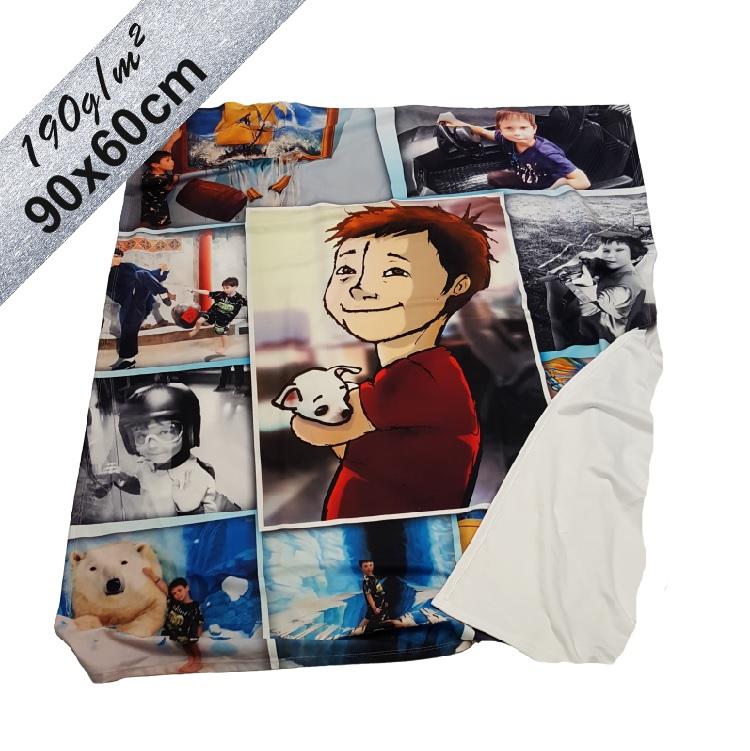 Deka pro děti ∞ fotografií a textů 60x90cm 190g/m²