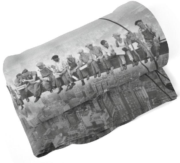 Deka Dělníci na traverze