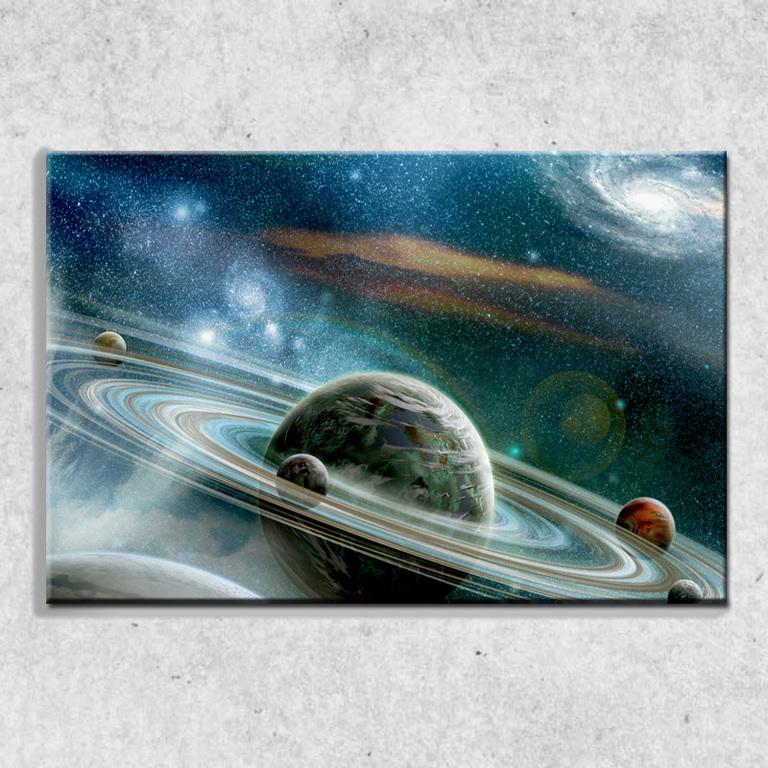 Foto na plátně Vesmír 90x60 cm