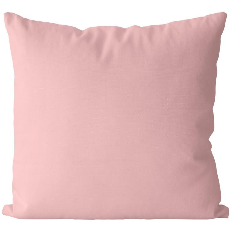 Polštář Růžový bledy