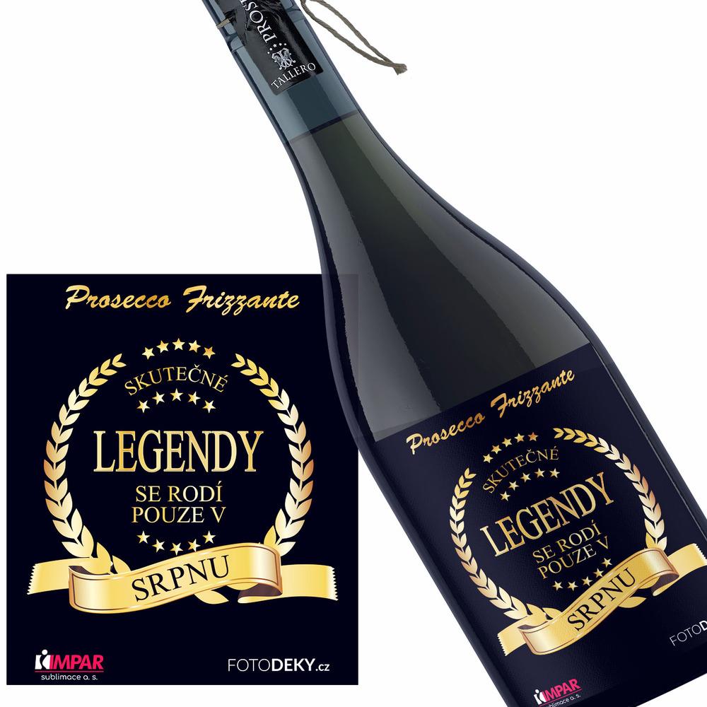 Víno Skutečné legendy