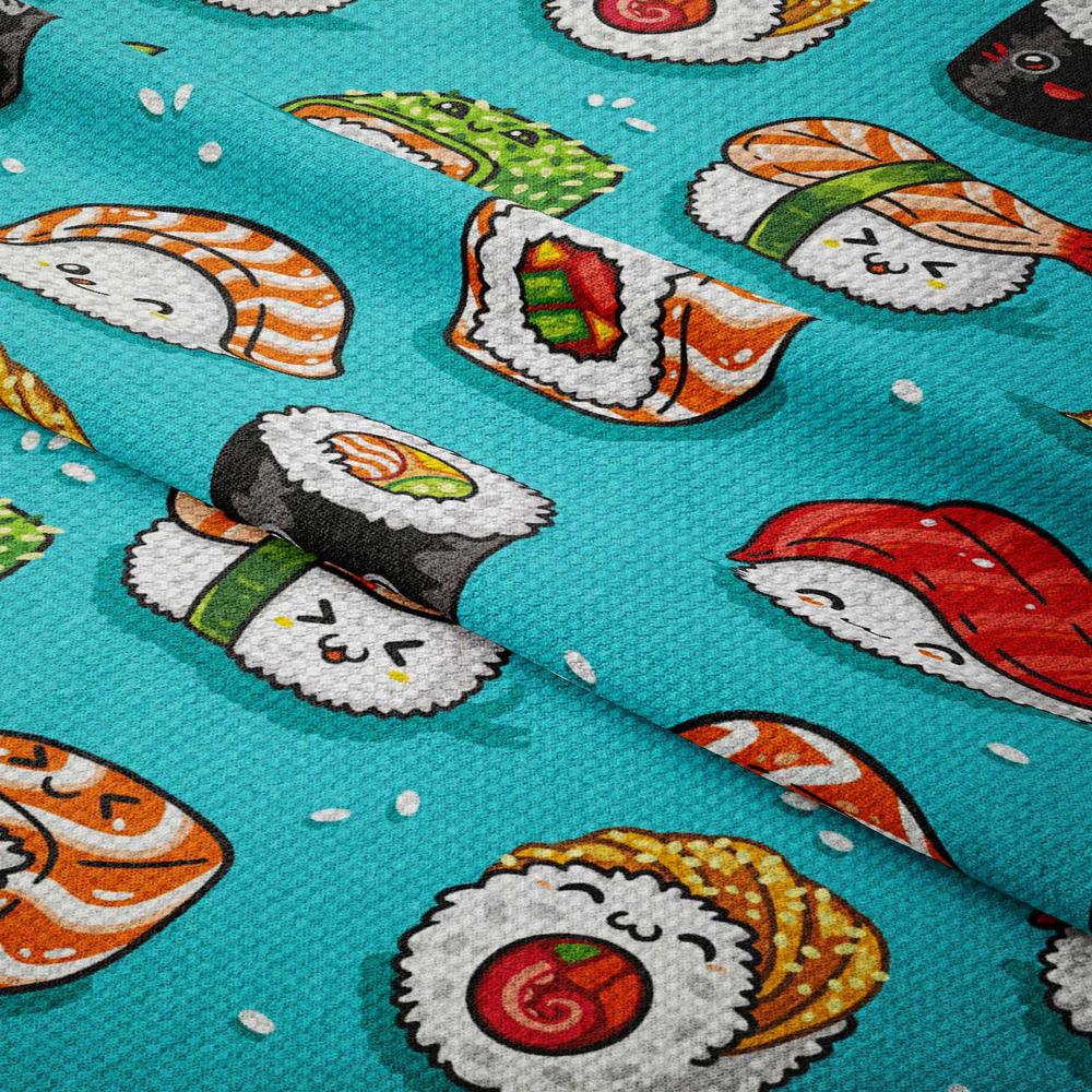 Nepromokavá tkanina – Sushi