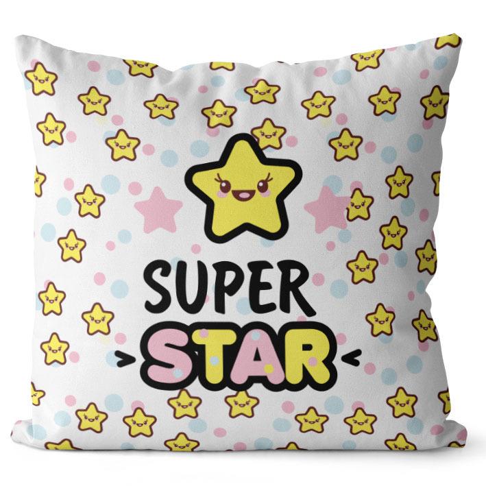 Polštářek SuperStar