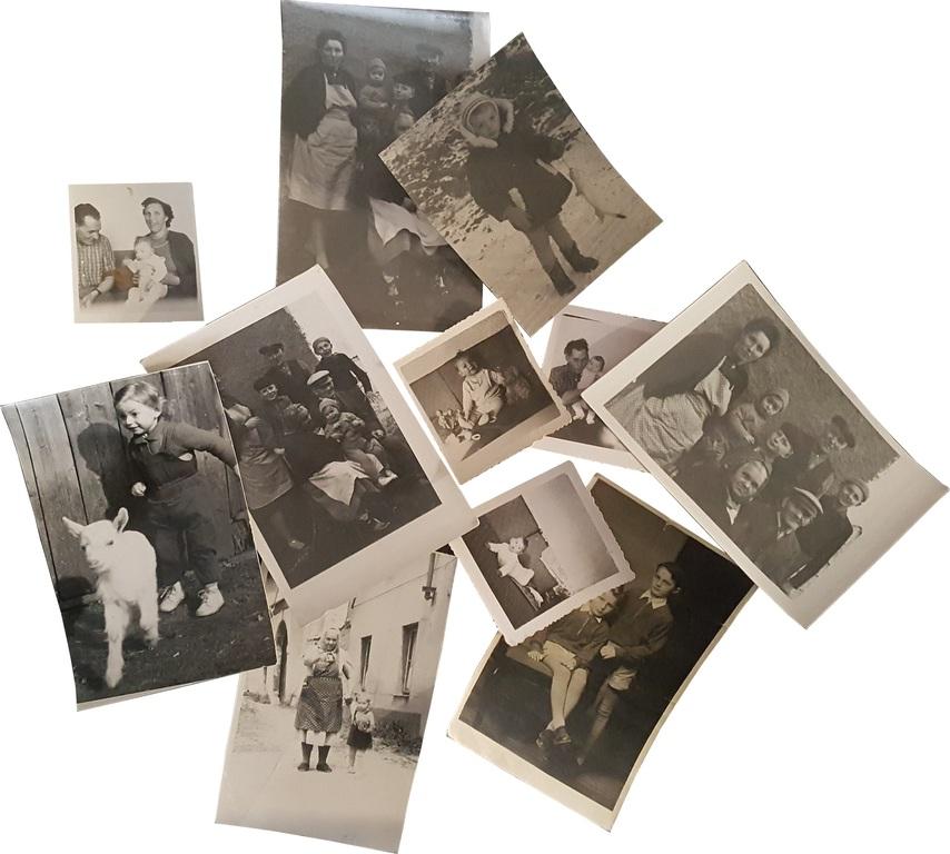 Staré fotografie přivedeme zpět k životu
