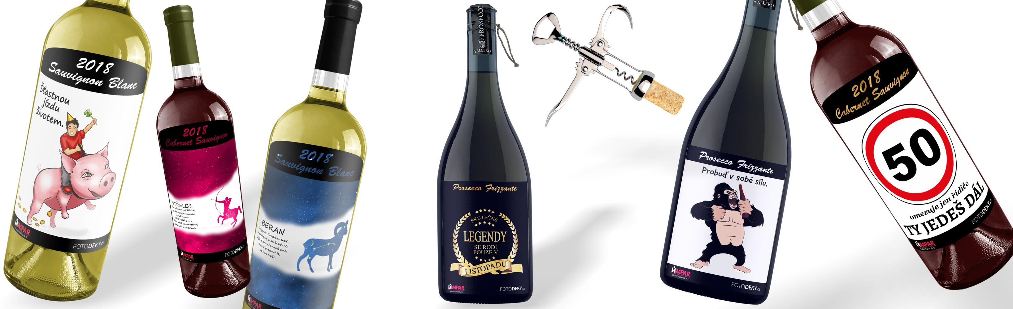 Vína k narozeninám