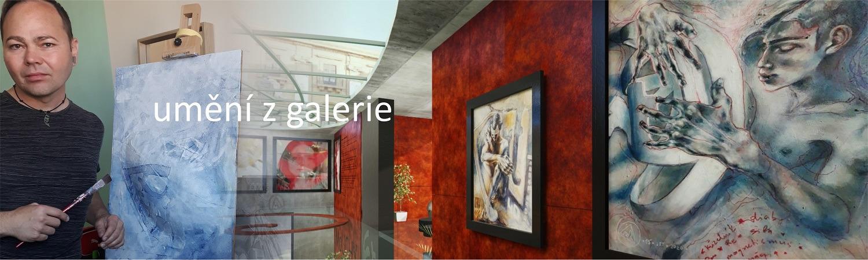 vyrtuální galerie